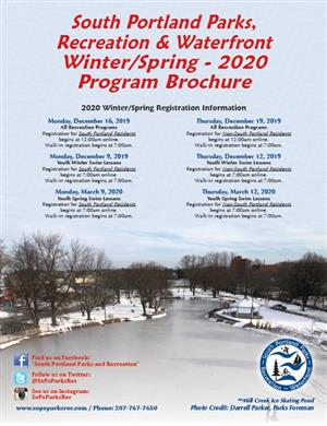 2020 SP Winter/Spring Brochure Cover