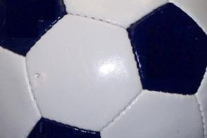 Soccer Ball Close-up